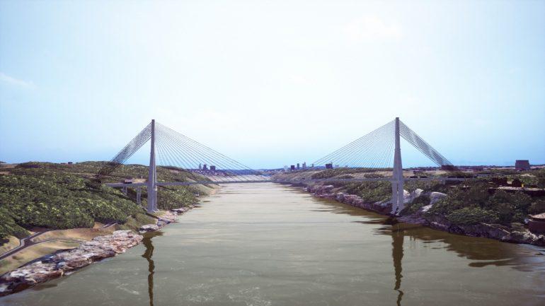 segunda ponte foz