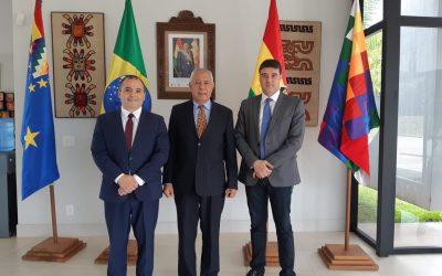 audiencia embaixada bolivia
