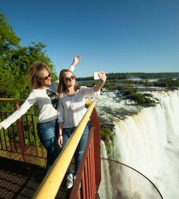 """Foz do Iguaçu é o destino """"mais amado dos brasileiros"""""""