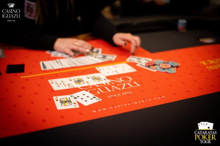 Cataratas Poker Tour - Fecha 2 - Día 1A2