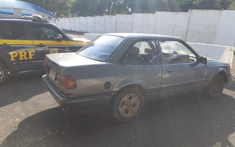 carro recuperado