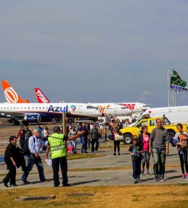 Gol abre oportunidade de trabalho no Aeroporto de Foz do Iguaçu e para atuar home office