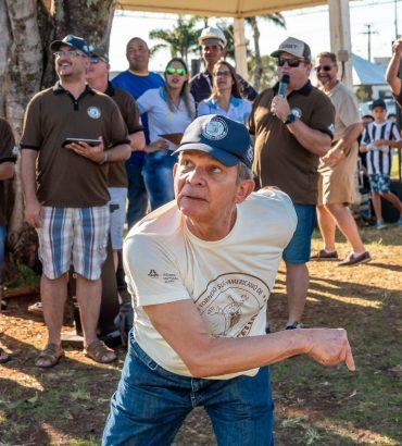 Arremesso de Celular abre temporada de eventos da Itaipu para a comunidade. Veja fotos!