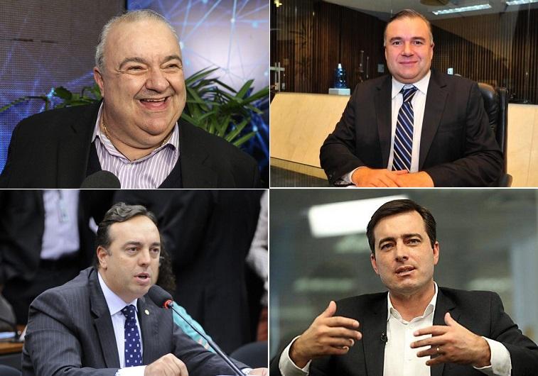 RAFAEL GRECA COMEMORA SEGUNDO TURNO PARA PREFEITURA DE CURITIBA
