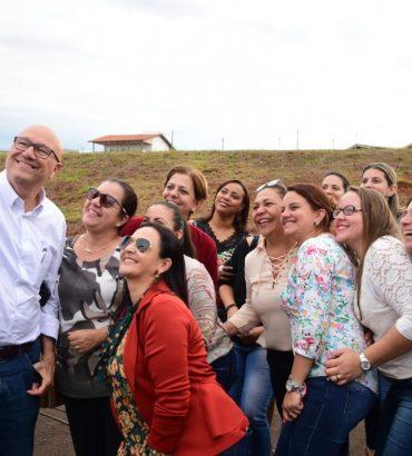 Romanelli inaugura Samu de Sertaneja