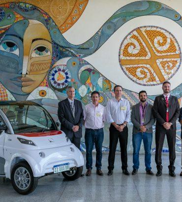 Empresa Argentina sinaliza parceria estratégica com o PTI-BR na produção e compartilhamento de veículos elétricos