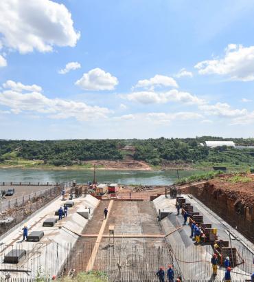 Nova ponte fortalece integração Brasil-Paraguai, diz ministro da Infraestrutura