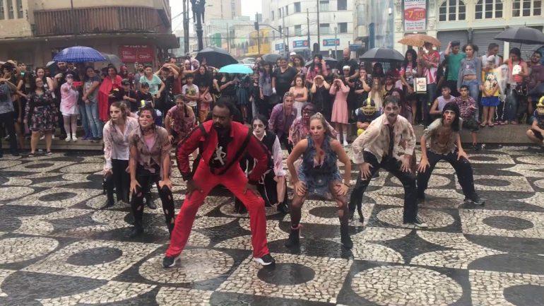 zombie walk curitiba 2019