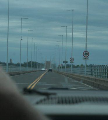 Na Estrada: de Foz do Iguaçu a Montevidéu