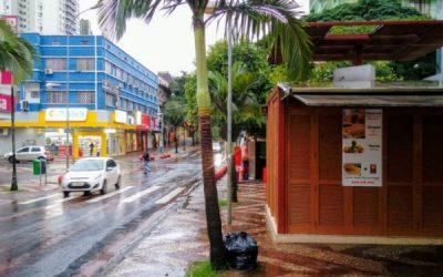 Avenida Brasil - Foz