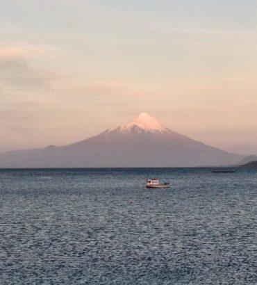 #NaEstrada: No Chile, Puerto Varas é tesouro escondido pelo vulcão Osorno
