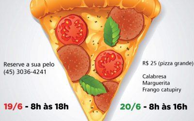 Pizza solidária - APAE Cascavel