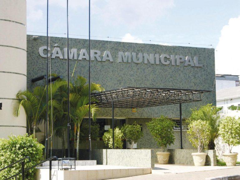 Câmara Municipal (Foto Roger Meireles)