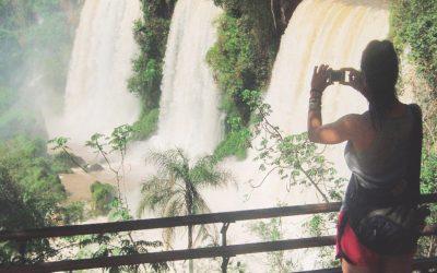 Cataratas - Lado argetino (Foto Mario Antonowicz arquivo)