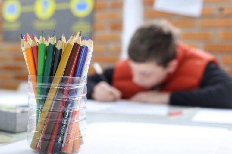 Educação (Foto José Fernando Ogura AEN)