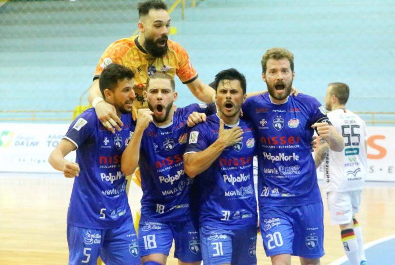 Foz Futsal - Blumenau 4