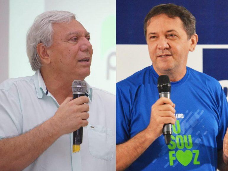Paulo Mac Donald e Chico Brasileiro