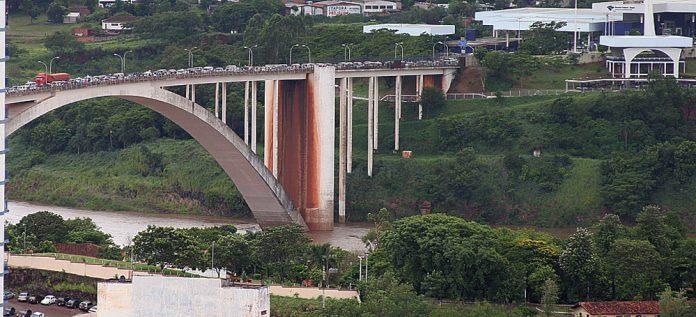 Ponte da Amizade (Foto Agência IP)