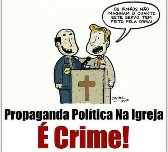 Propaganda igreja
