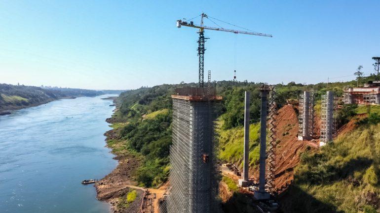 itaipu ponte integracao