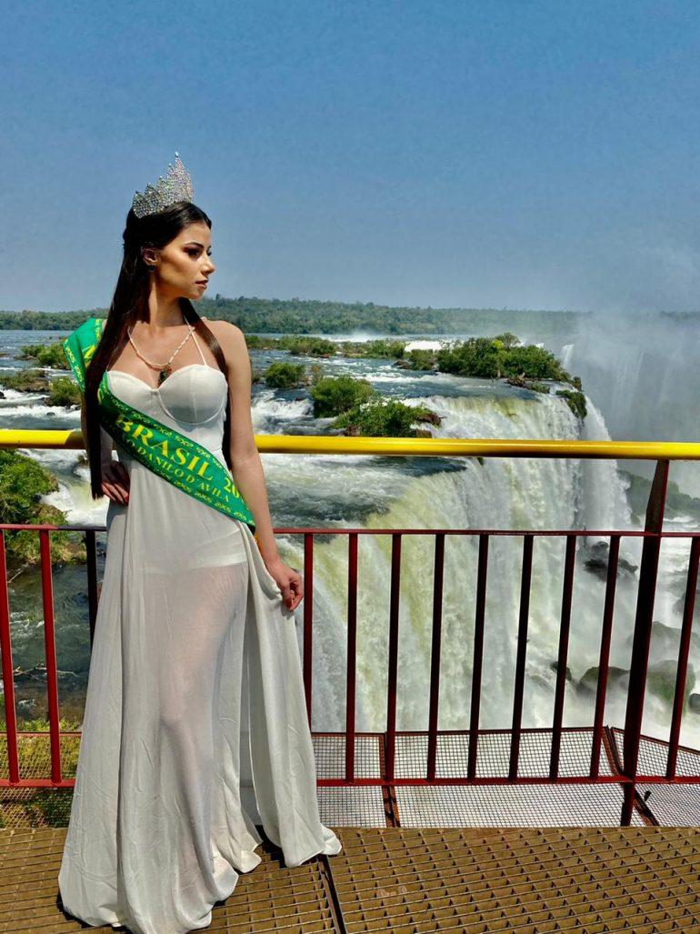 A - Thawany Faria vai para albânia concorrer ao The Miss Globe World Beauty Pageant 2020