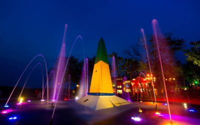 Obelisco brasileiro (Foto Nilton Rolin)