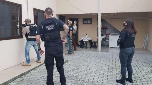 Polícia Civil (Foto Divulgação)
