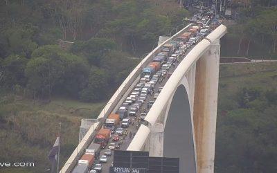 Ponte da Amizade (Foto Catve)
