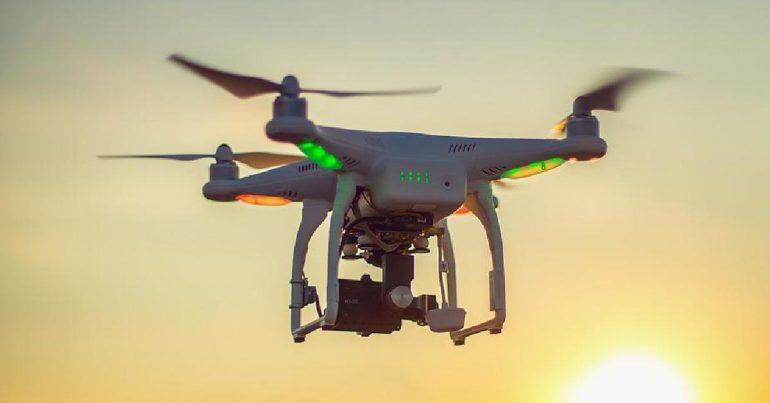 drones nas eleicoes