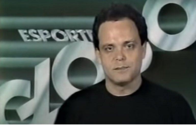 Fernando Vannucci, apresentador, TV Globo (Foto Reprodução TV Globo)