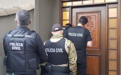 polícia civil (Foto SESP)