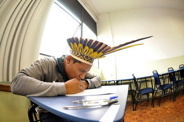 vestibular indigena (Funai)