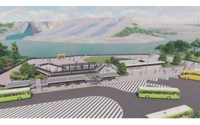 Projeto mirante do vertedouro Itaipu