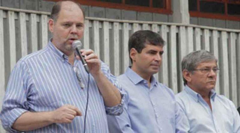 Alex Canziani, Belinati e João Mendonça