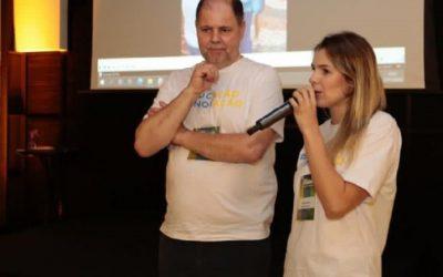 Alex Canziani e Luísa Canziani (Foto Facebook LC)