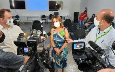 Rosa Jeronymo Entrevista