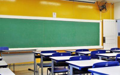 Sala de aula (Foto Divulgação Seed)