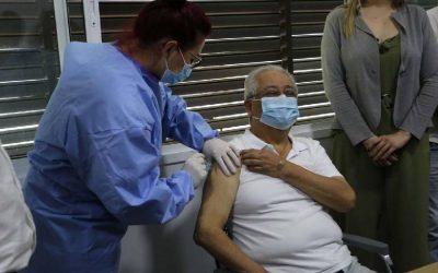 Vacina Corona Santa Helena