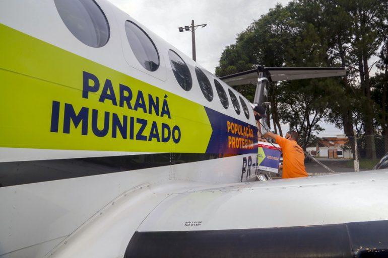 Vacina corona paraná