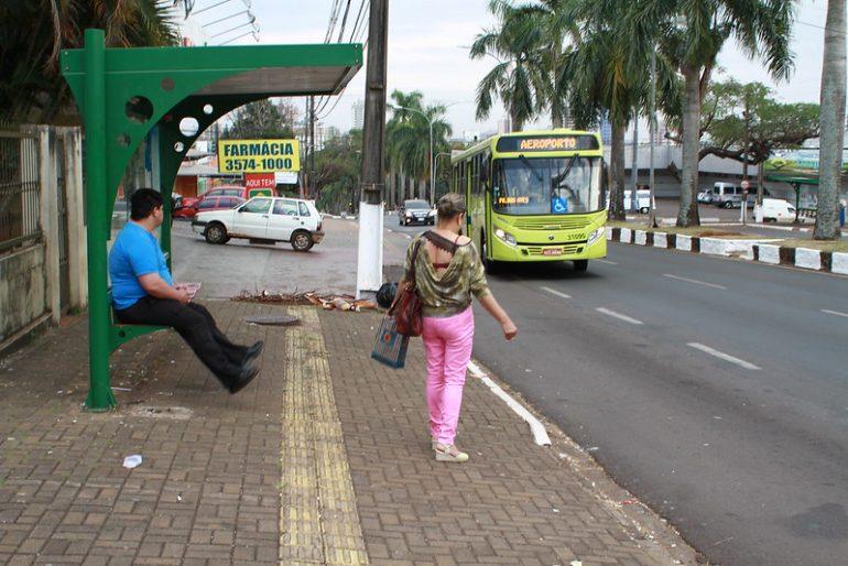 transporte coletivo foz