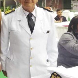 O Subtenente Elseario Antonio Alcorta Cubas.