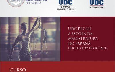 ESCOLA DE MAGISTRATURA NA UDC