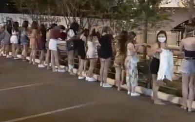 presos no paraguai
