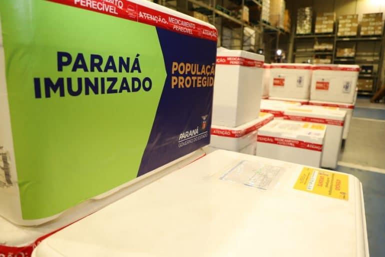paraná imunizado