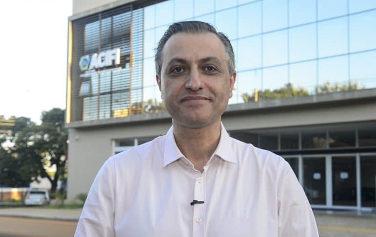 Presidente da ACIFI