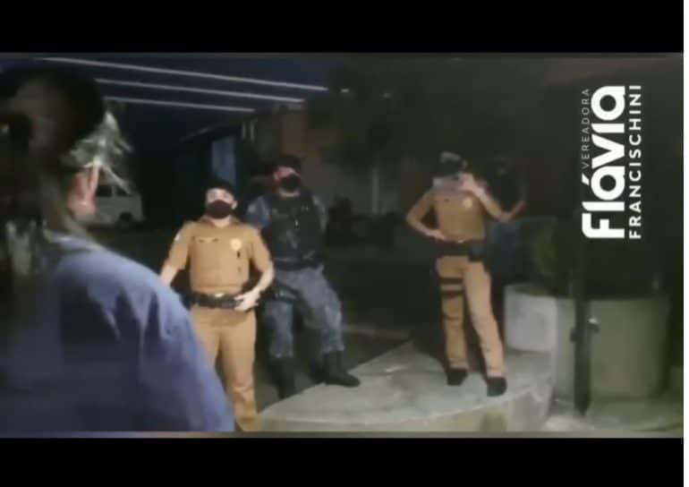 acao policial