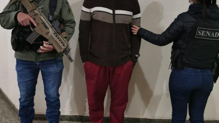 brasileiro preso